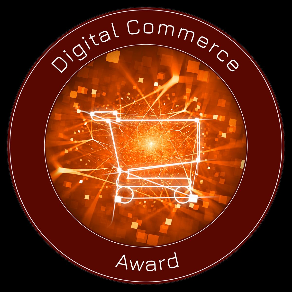 Logo des Digital Commerce Awardss