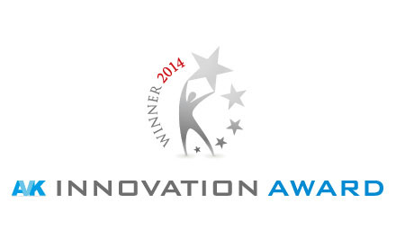 Logo des AVK-Innovationspreis