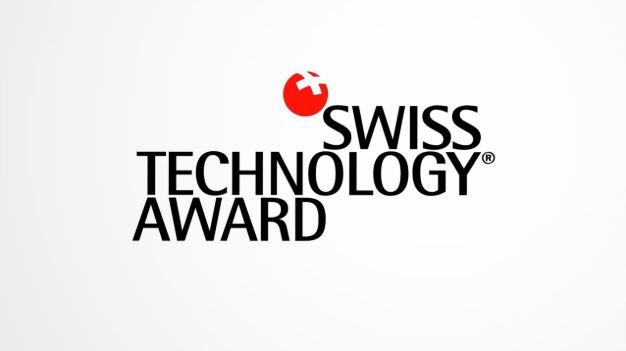 Logo des Swiss Technology Awards