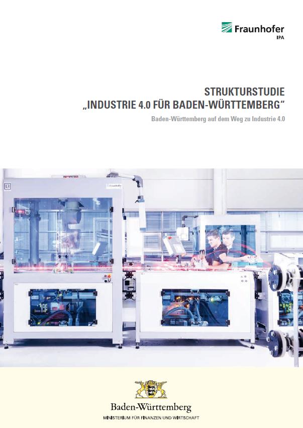 Industrie 4.0 für Baden-Württemberg