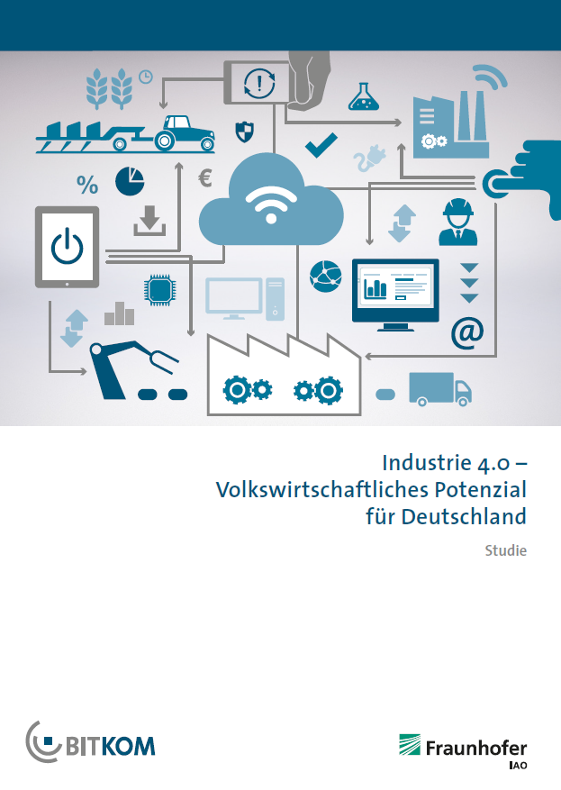 Industrie 4.0 - Volkswirtschaftliches Potenzial für Deutschland