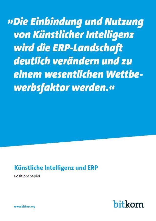 Künstliche Intelligenz und ERP