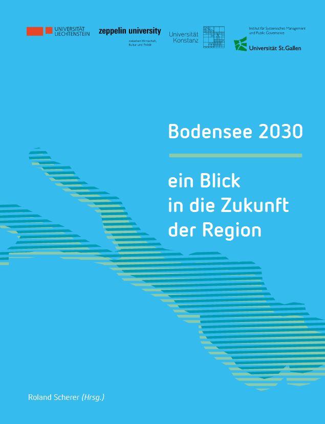 Bodensee 2030 - ein Blick in die Zukunft der Region