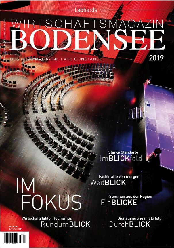 Wirtschaftsmagazin Bodensee 2019