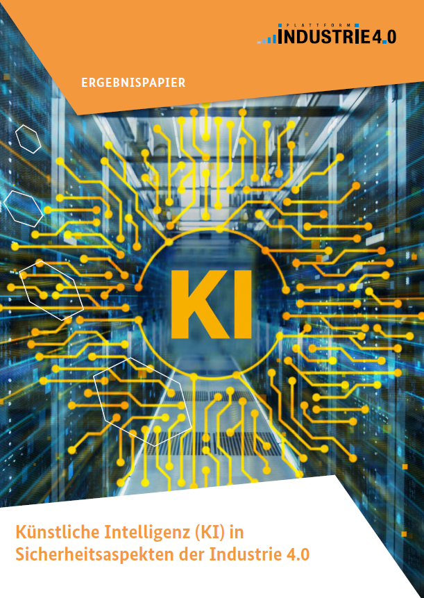 Künstliche Intelligenz in Sicherheitsaspekten der Industrie 4 0