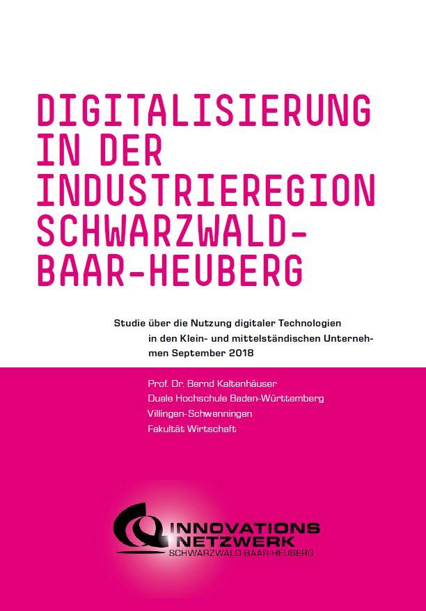 Digitalisierung in der Industrieregion Schwarzwald-Baar-Heuberg