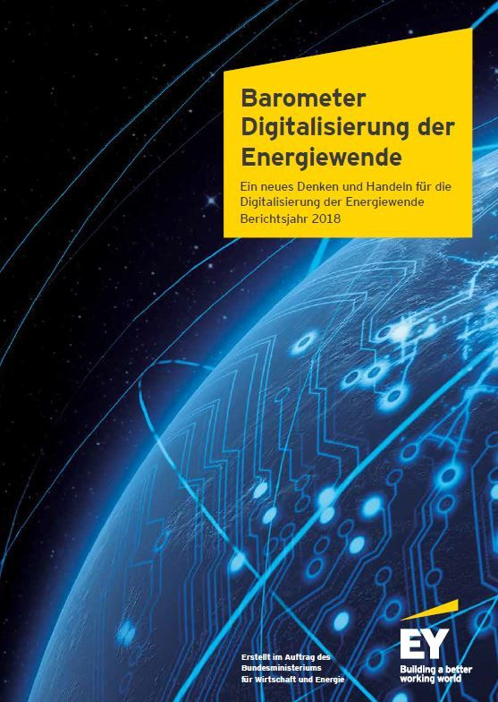 Barometer Digitalisierung der Energiewende