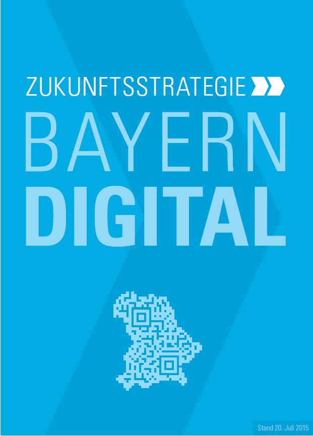 Zukunftsstrategie BAYERN DIGITAL