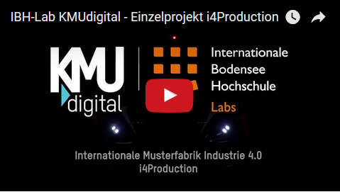 i4Produktion - Internationale Musterfabrik Industrie 4.0