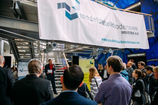 Eröffnung Modellfabrik