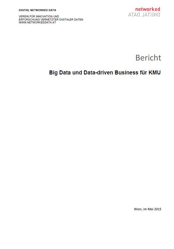 Big Data und Data-driven Business für KMU