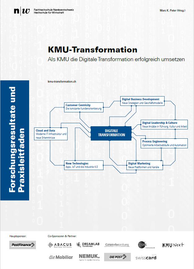 Studie: Als KMU die digitale Transformation erfolgreich umsetzen