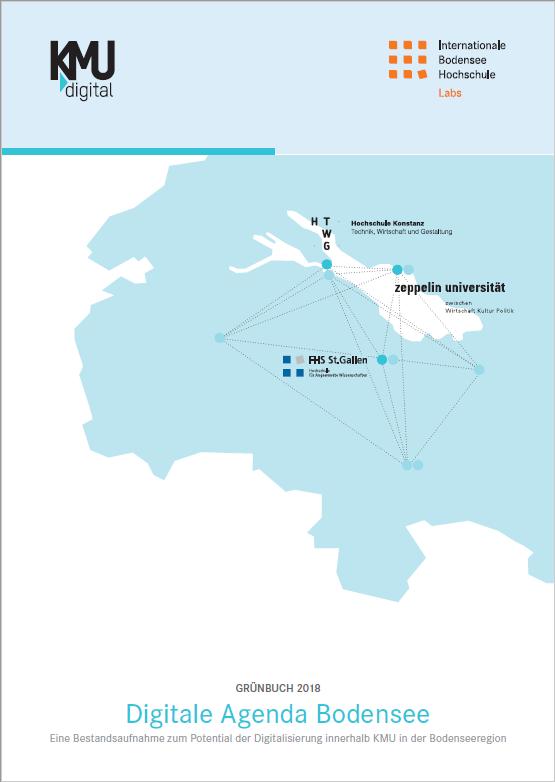 Digitale Agenda Bodensee GRÜNBUCH 2018