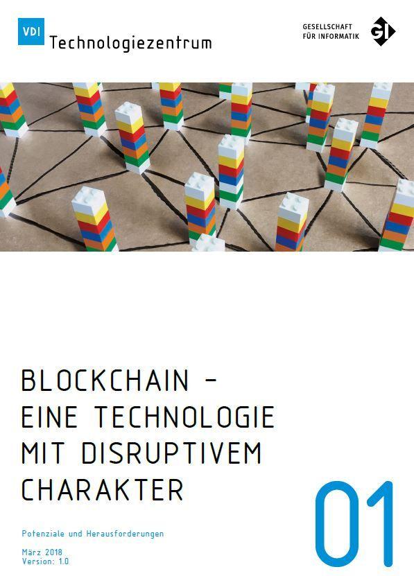 Blockchain - eine Technologie mit disruptivem Charakter