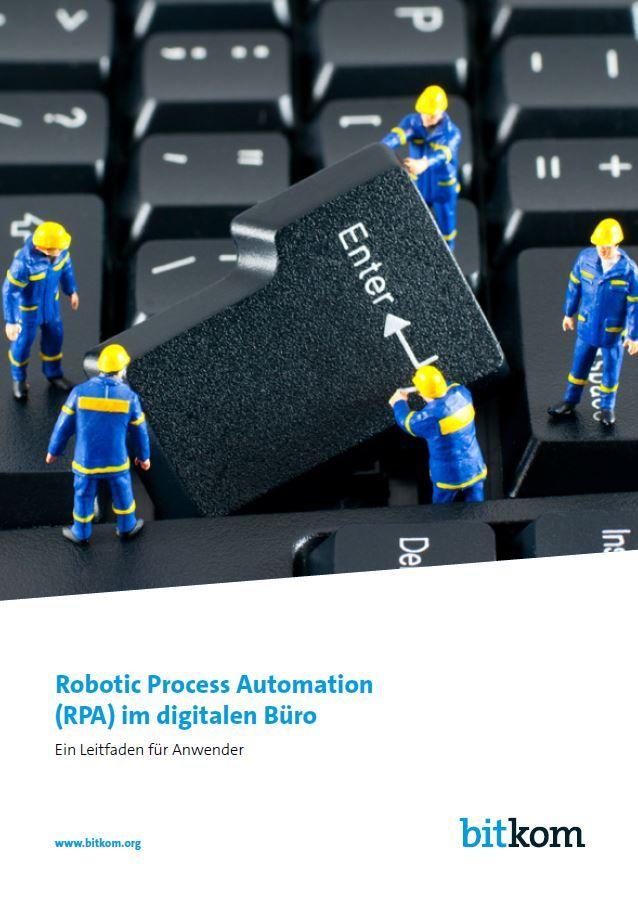 Robotic Process Automation (RPA) im digitalen Büro