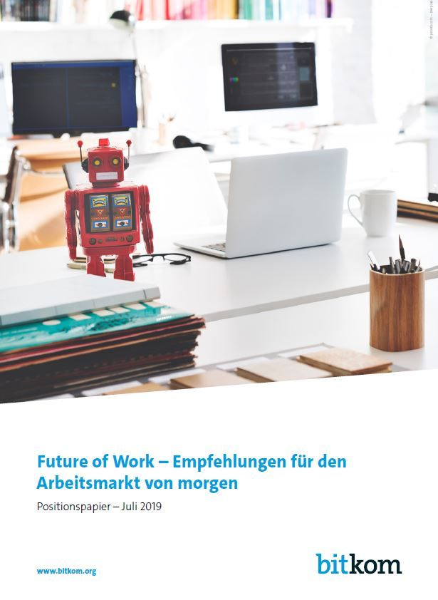 Future of Work – Empfehlungen für den Arbeitsmarkt von morgen