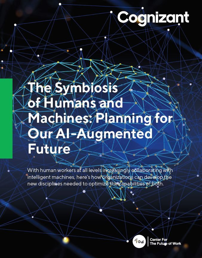 The Symbiosis of Humans and Machines: Planning for Our AI-Augmented Future