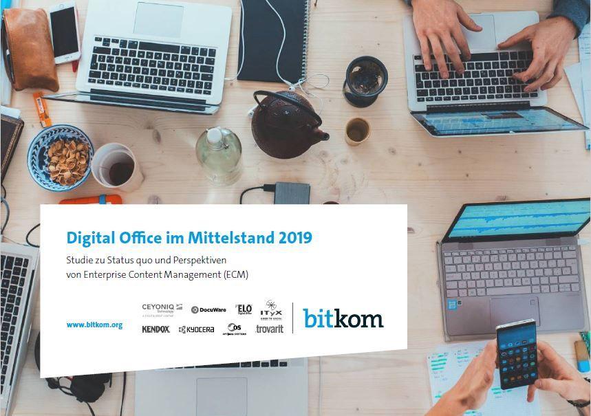 Digital Office im Mittelstand 2019