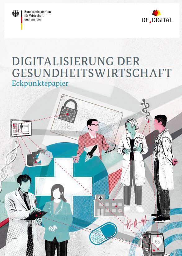 Digitalisierung in der Gesundheitswirtschaft