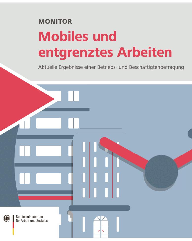 """Monitor """"Mobiles und entgrenztes Arbeiten"""""""
