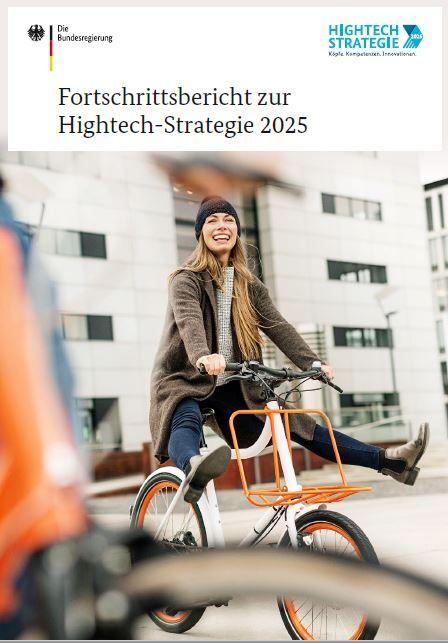 Fortschrittsbericht zur Hightech Strategie 2025
