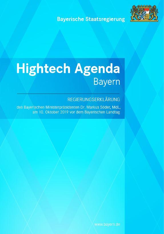 Hightech Agenda Bayern