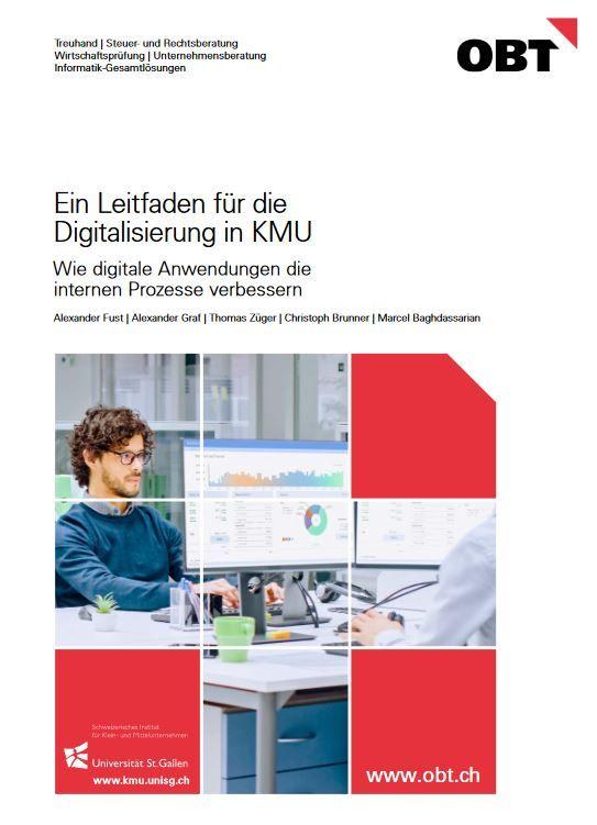Digitalisierungsleitfaden für KMU