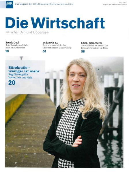 Das Magazin der IHKs Bodensee-Oberschwaben und Ulm