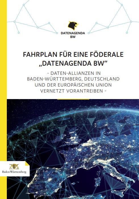 Fahrplan für eine Föderale Datenagenda BW