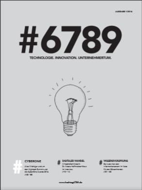#6789 Technologie, Innovation, Unternehmertum