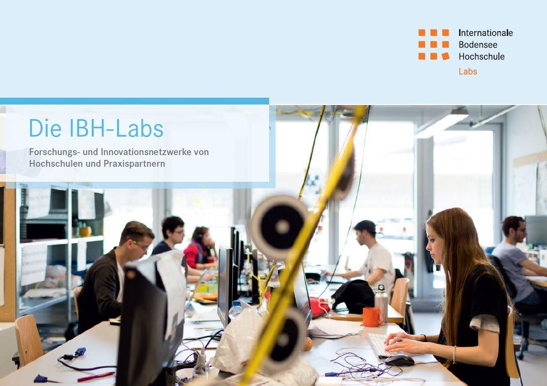 IBH Labs Broschüre