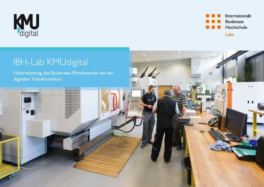 IBH Labs Broschüre KMUdigital