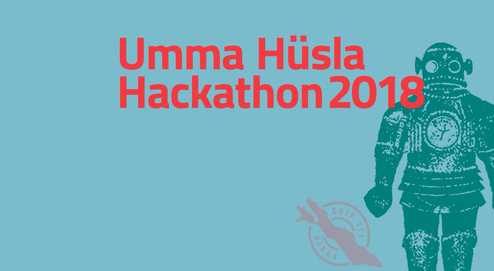 Umma Hüsla Hackaton 2018 Langfilm