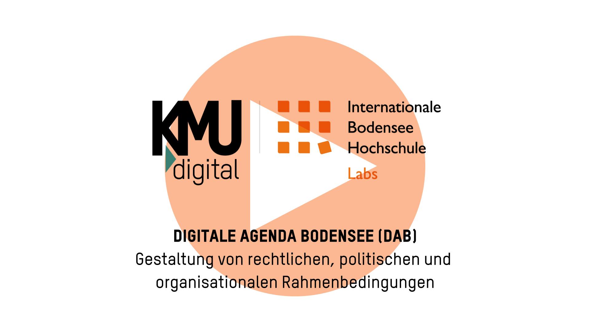 IBH- Lab KMUdigital Digitale Agenda Bodensee (DAB)