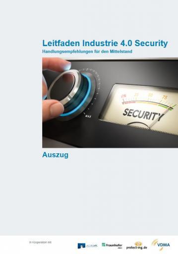 Leitfaden Industrie 4.0 Security